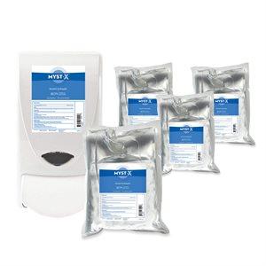 Myst-X Dispenser and Sanitizer Refill