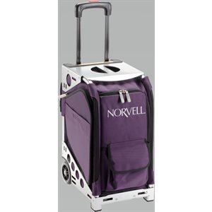 Norvell Pro Travel Bag - Purple