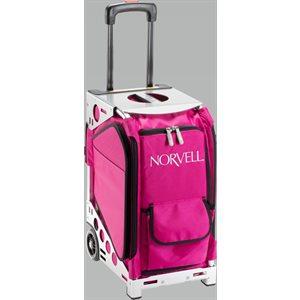 Norvell Pro Travel Bag - Pink